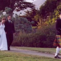 Bagpiper for Weddings in California